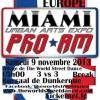 Pro-Am Europe 2013