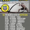 Miami Fitness Expo ProAm Games