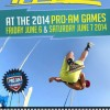 Miami Tricking Battle ProAm Games 2014