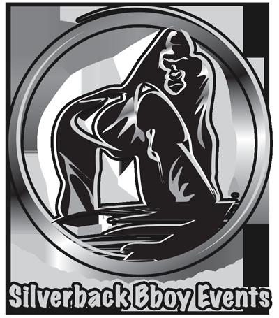 Silverback Bboy Events Logo